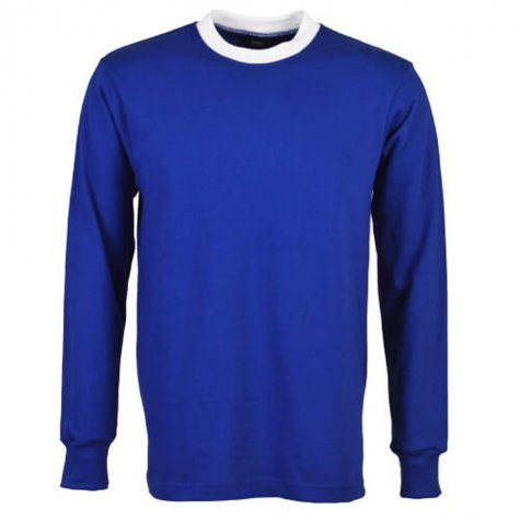 Everton 1969-1970 Retro Football Shirt