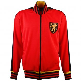 Belgium Home Retro Anthem Track Top