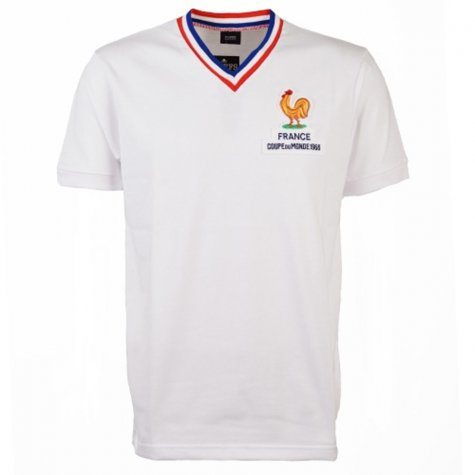 France 1966 World Cup Group 1 Retro Football Shirt