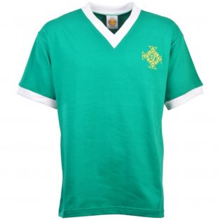 Northern Ireland 1956 Retro Football Shirt
