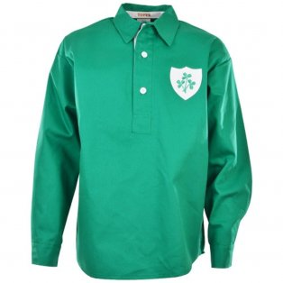 Rebublic Of Ireland 1949 Retro Football Shirt