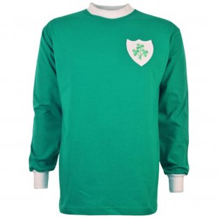 Republic Of Ireland 1966-1969 Retro Football Shirt