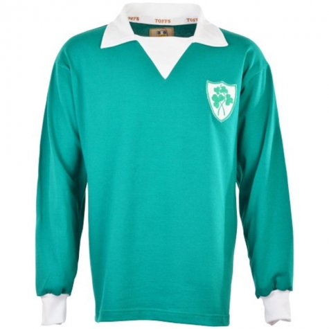 Republic Of Ireland 1975 Retro Football Shirt