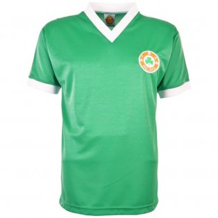 Republic Of Ireland 1986-1987 Retro Football Shirt