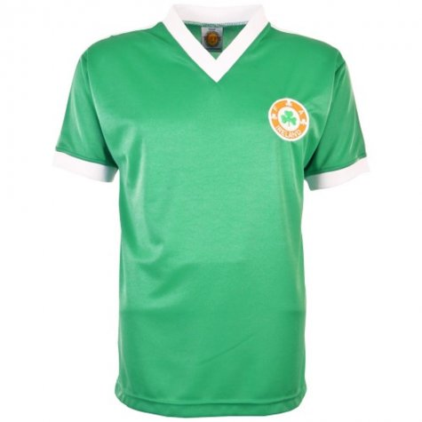 Republic Of Ireland 1986-1987 Retro Football Shirt