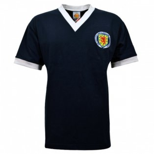 Scotland 1961-1962 Retro Football Shirt