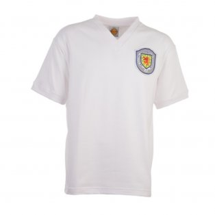 Scotland 1958 Away Retro Football Shirt
