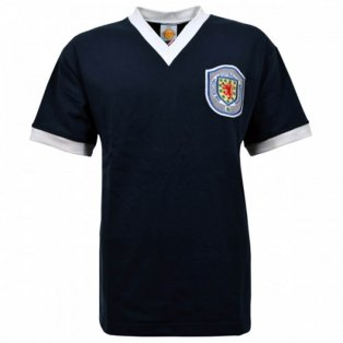 Scotland 1958 Retro Football Shirt