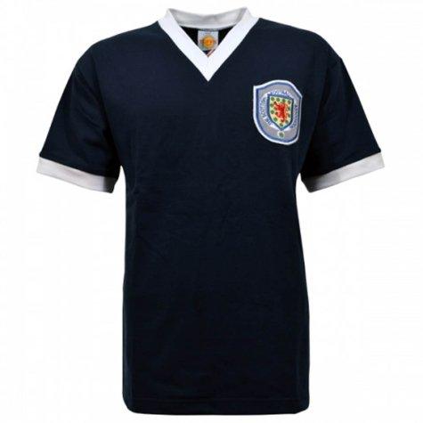 Scotland 1958 Retro Football Shirt