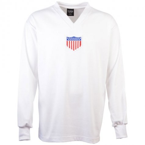 USA 1930's World Cup Retro Football Shirt
