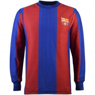 Barcelona 1974 Retro Football Shirt