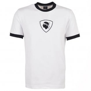 Bastia 1962-1963 Retro Football Shirt