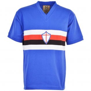 Sampdoria 1946 Retro Football Shirt