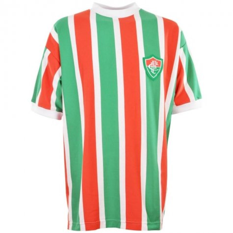 Fluminense 1970s Retro Football Shirt