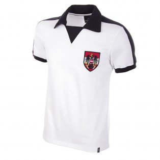 Austria World Cup 1978 Short Sleeve Retro Football Shirt