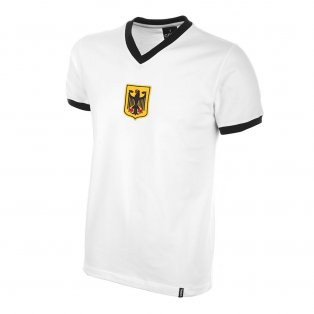 Germany 1970's Short Sleeve Retro Football Shirt