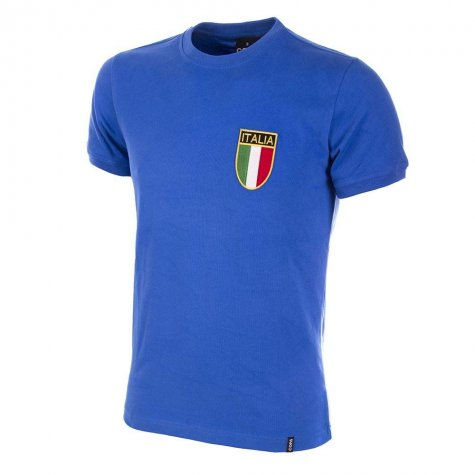 Italy 1970's Short Sleeve Retro Football Shirt