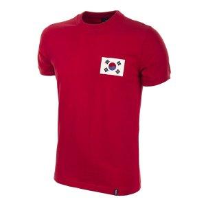 South Korea 1970's Short Sleeve Retro Football Shirt