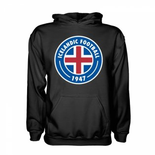 Iceland Core Hoody (Black)