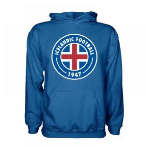 Iceland Core Hoody (Blue)