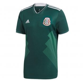 2018-2019 Mexico Home Adidas Football Shirt (Kids)