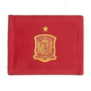 2018-2019 Spain Adidas Wallet (Red)