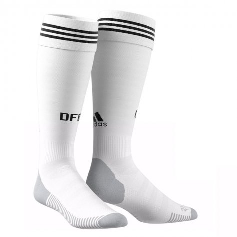 2018-2019 Germany Home Adidas Socks (White)