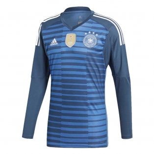 2018-2019 Germany Home Adidas Goalkeeper Shirt