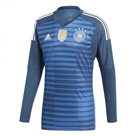 d4f15e041 2018-2019 Germany Home Adidas Goalkeeper Shirt  BR7831  - Uksoccershop