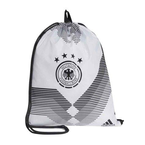 2018-2019 Germany Adidas Gym Bag (White)