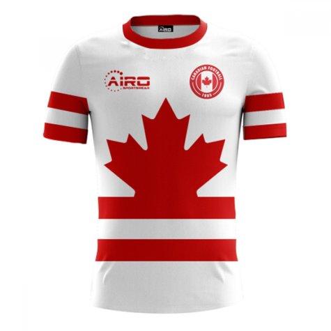 2020-2021 Canada Away Concept Football Shirt - Baby