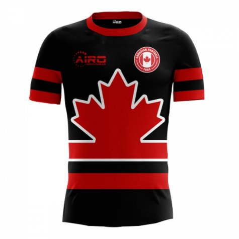 2018-2019 Canada Third Concept Football Shirt