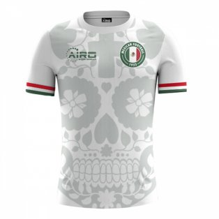2020-2021 Mexico Away Concept Football Shirt (Kids)