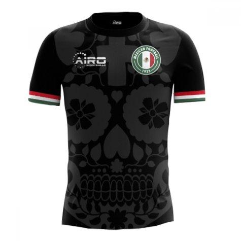 2018-2019 Mexico 3rd Concept Football Shirt (Kids)