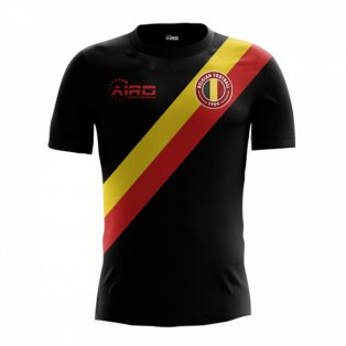 2020-2021 Belgium Third Concept Football Shirt