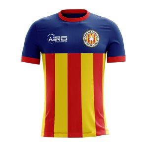 2017-2018 Catalunya Home Concept Football Shirt
