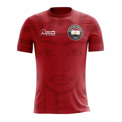 2020-2021 Egypt Home Concept Football Shirt