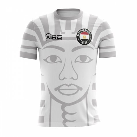 2018-2019 Egypt Away Concept Football Shirt