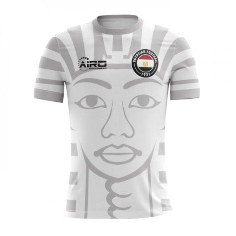 2018-2019 Egypt Away Concept Football Shirt (Kids)