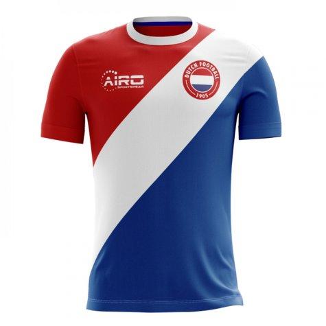 d829e2887 2018-2019 Holland Third Concept Football Shirt (Kids)  HOLLAND3KIDS ...