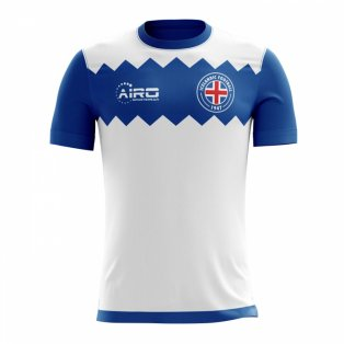 2020-2021 Iceland Away Concept Football Shirt