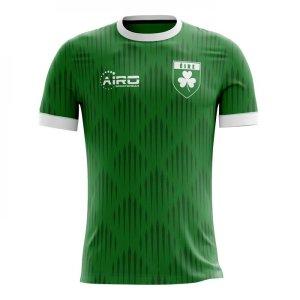 2020-2021 Ireland Home Concept Football Shirt - Little Boys