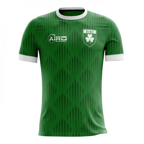 2018-2019 Ireland Home Concept Football Shirt