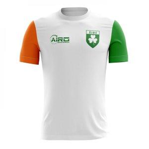 2020-2021 Ireland Away Concept Football Shirt