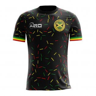 2018-2019 Jamaica Third Concept Football Shirt