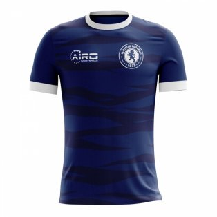 2020-2021 Scotland Home Concept Football Shirt - Baby