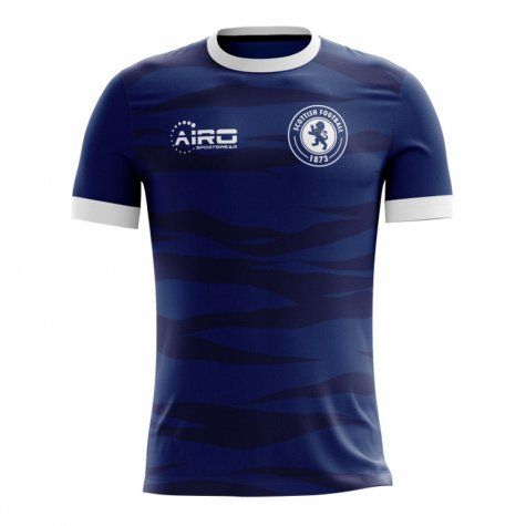 2020-2021 Scotland Home Concept Football Shirt - Little Boys