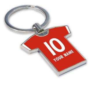Personalised Bayern Munich Key Ring