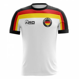 2020-2021 Germany Home Concept Football Shirt