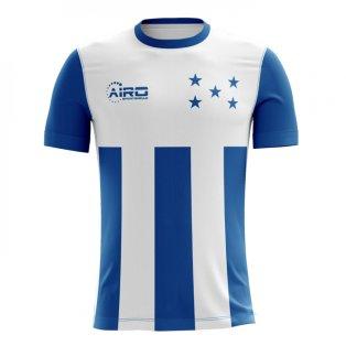 2020-2021 Honduras Home Concept Football Shirt